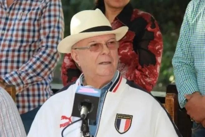 Hipólito Mejía inscribirá el lunes su precandidatura presidencial en el PRM