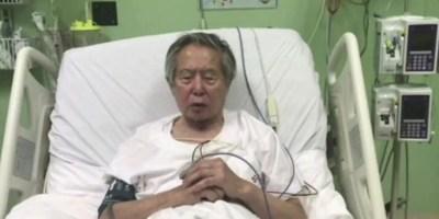 Fujimori dice nunca haber sentido dolor más grande que por detención de Keiko