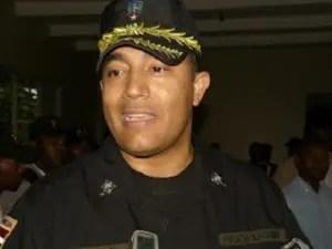 Destituyen a Brown Pérez como director regional de la Policía en San Pedro de Macorís