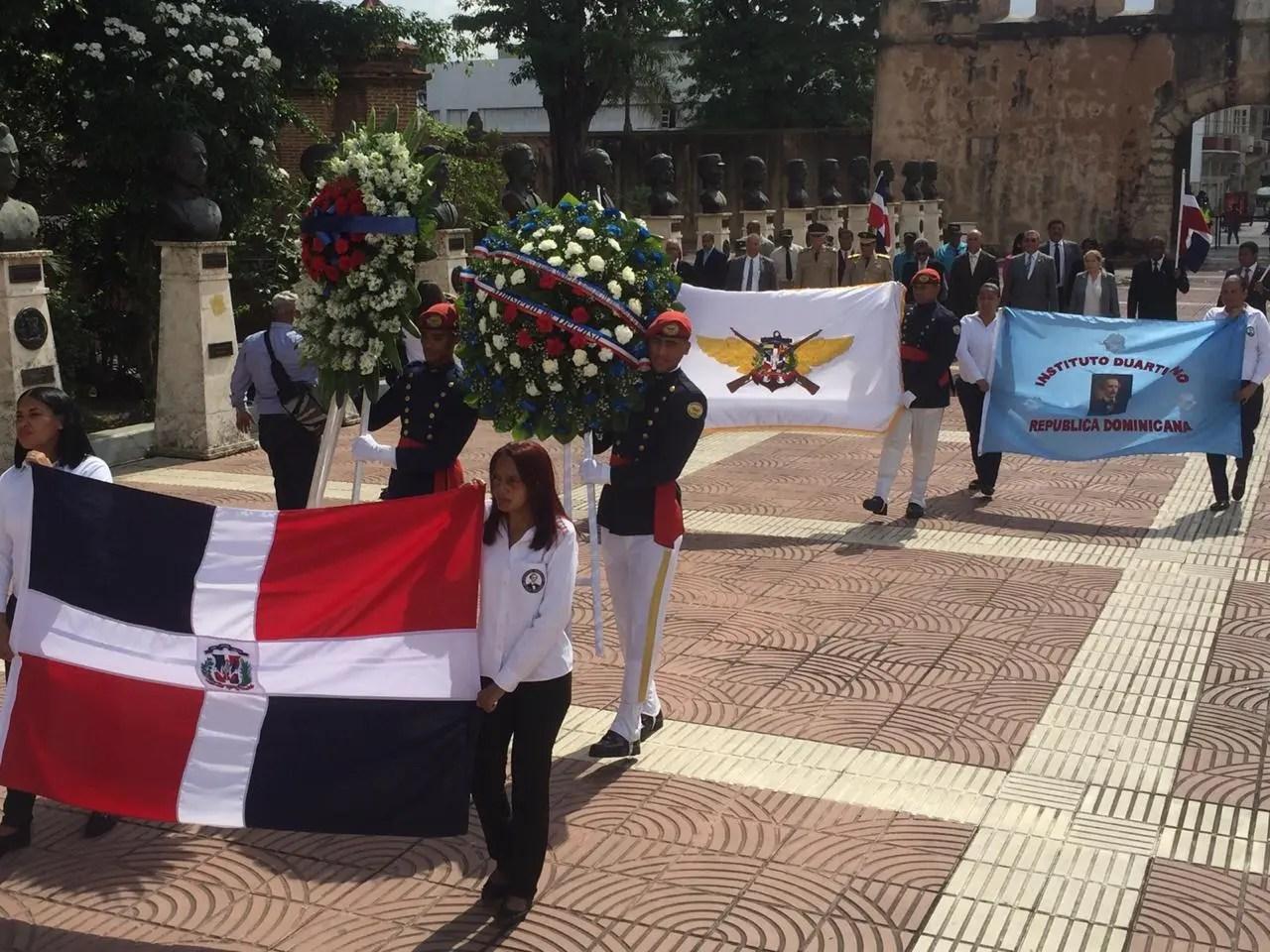 Instituto Duartiano conmemora fallecimiento del patricio y mañana la creación de La Trinitaria