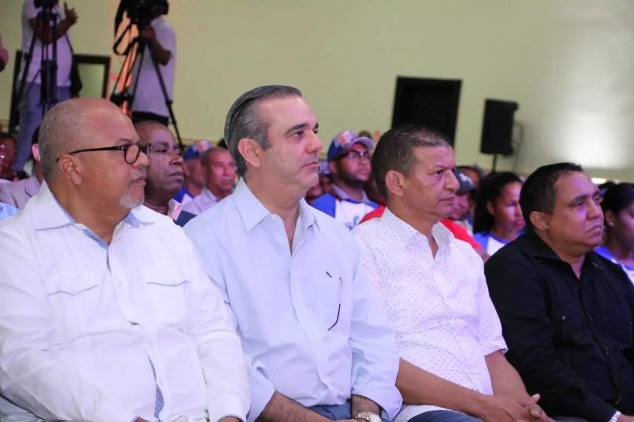 Abinader ratifica estará en las calles contra reforma constitucional