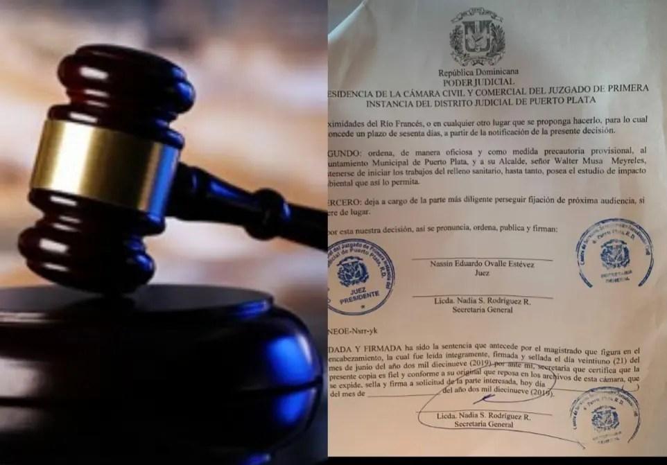 Tribunal ordena a cabildo abstenerse de iniciar construcción relleno sanitario en Cofresí