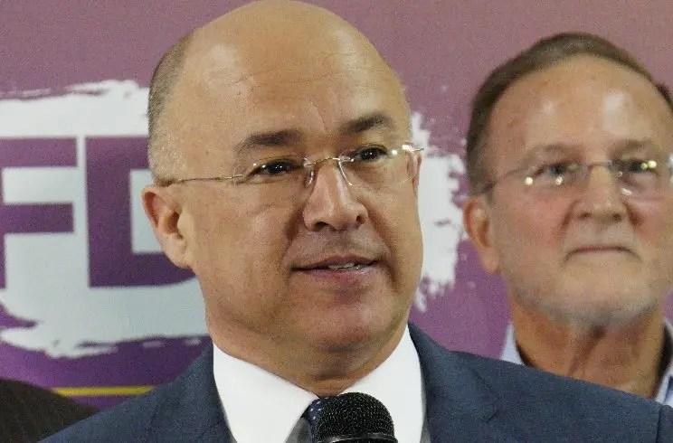 Domínguez Brito afirma será candidato de Danilo