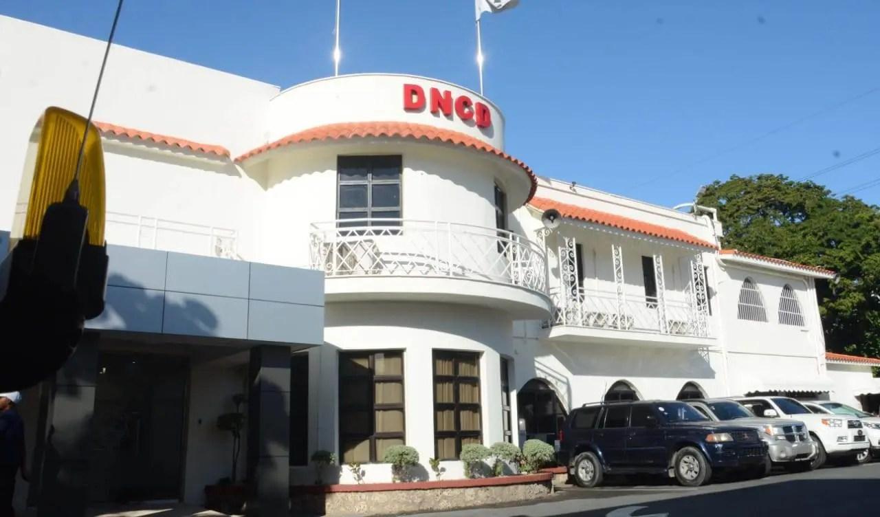 DNCD realiza cambios en sus mandos intermedios