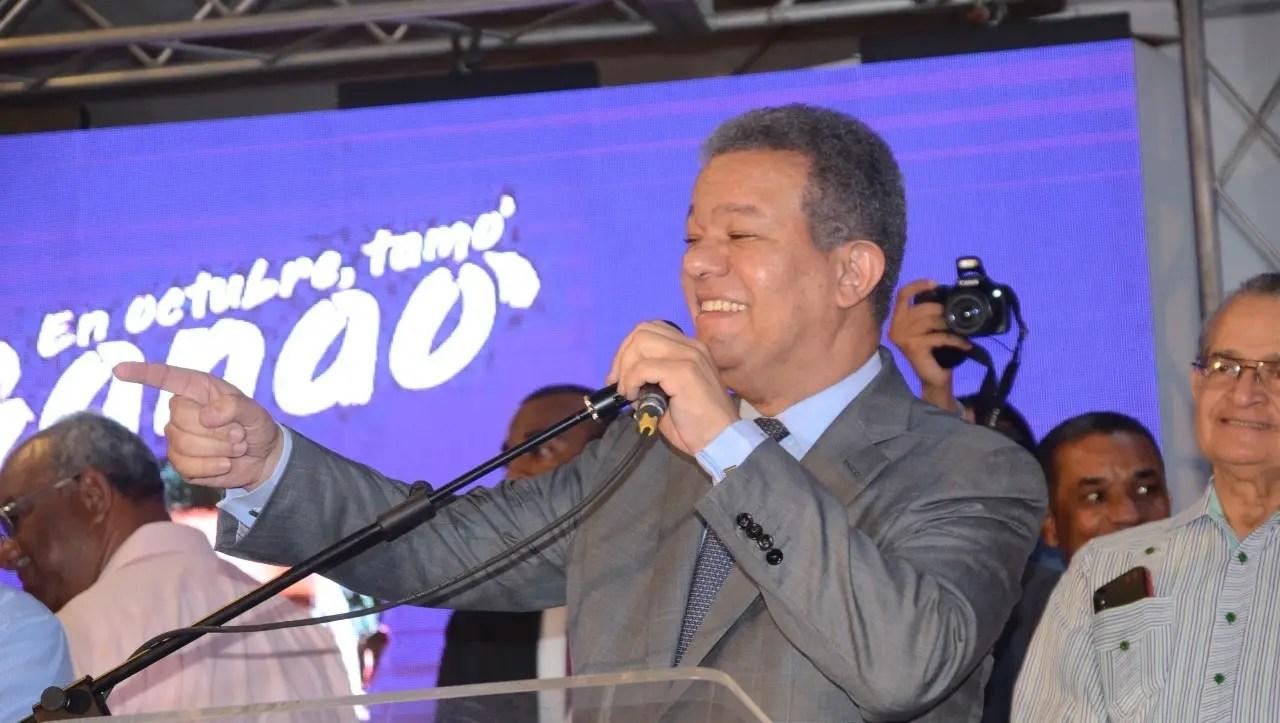 Leonel Fernández asegura que el PLD se mantendrá unido