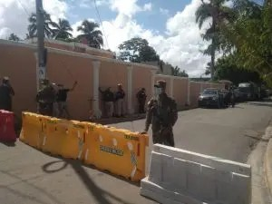 Autoridades intervienen cárcel La Victoria