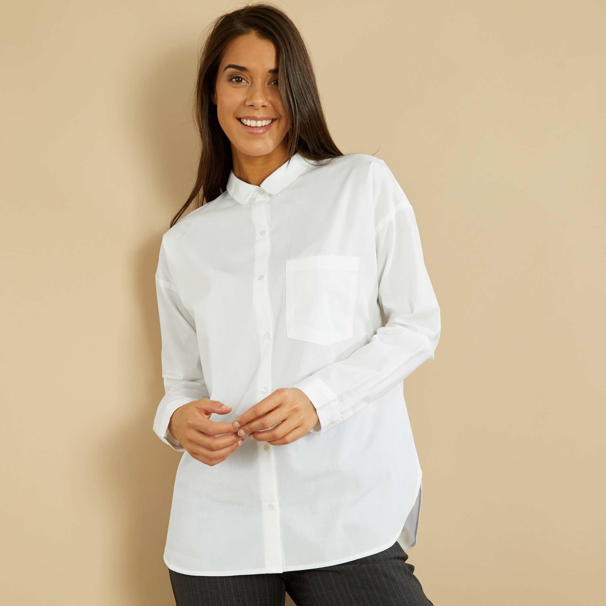8833e0a30 Estas son las novedades en camisas de Kiabi – Florie Style