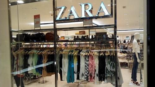Zara abre el 7 abril la tienda más grande del mundo