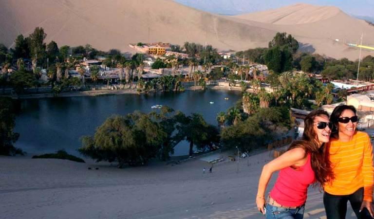 ¿Cuál es la leyenda de la laguna de Huacachina?