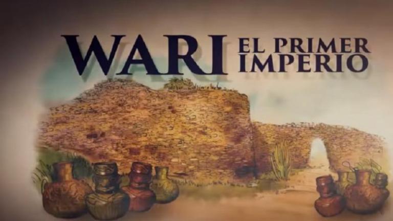 el primer imperio del Perú y de Sudamérica