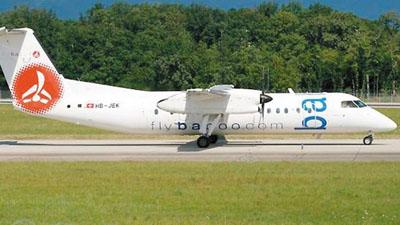 Low cost: FlyBondi gestiona su primer avión