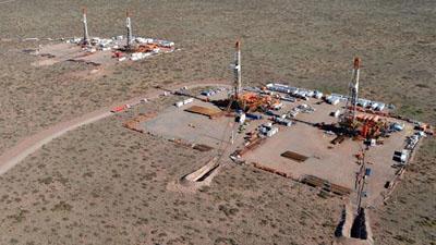 Invertirán 1150 millones de dólares para producir gas en Vaca Muerta