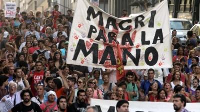 Acuña le contestó a Triaca: la movilización responde a