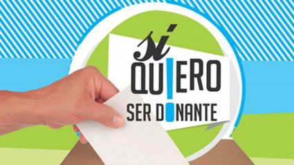 En Santiago y demás distritos habrá mesas para inscribir donantes
