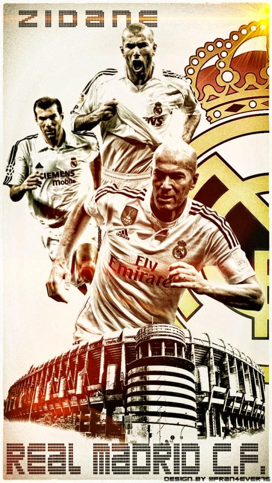 Prueba Montaje movil Zidane