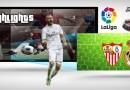 Highlights   Sevilla vs Real Madrid   LaLiga   J18