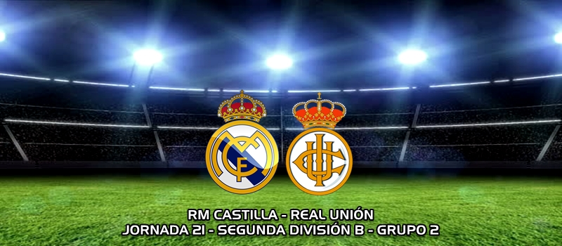 Paso atras del Castilla: RM Castilla 1 – 2 Real Unión