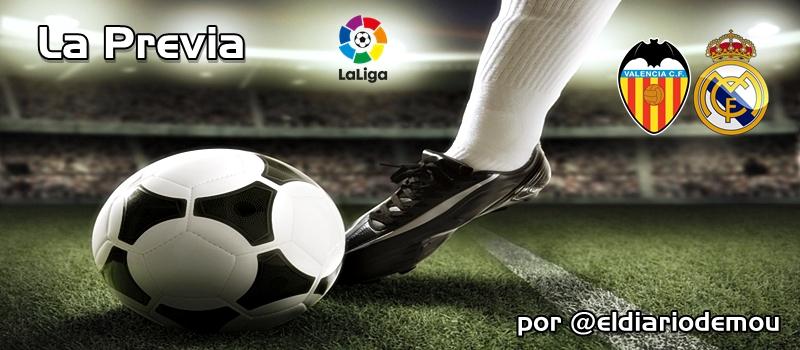 Valencia vs Real Madrid: A ampliar la ventaja