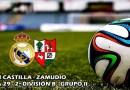 El Castilla sigue en ascenso tras una sufrida victoria: Real Madrid 1 – 0 Zamudio