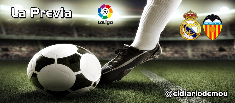 Real Madrid vs Valencia: Ganar como sea
