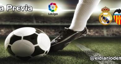 Real Madrid vs Valencia: Ganar como sea