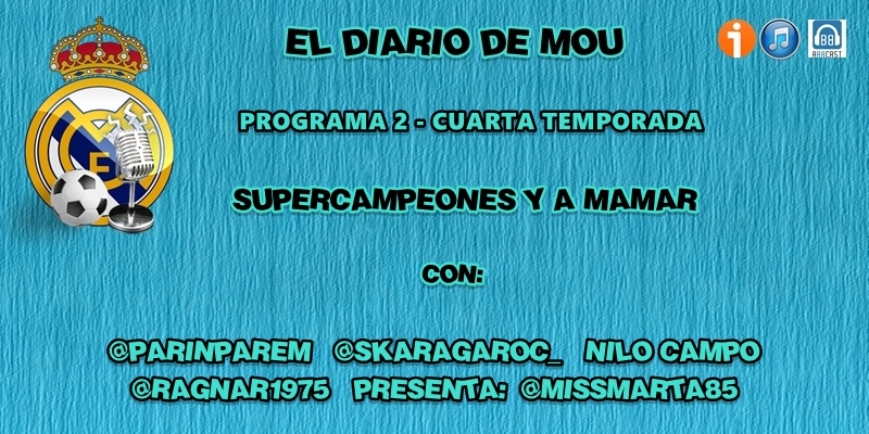 PODCAST | 4x02 - Supercampeones y a mamar