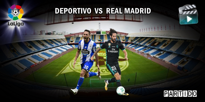 VÍDEO | Partido | Deportivo vs Real Madrid | LaLiga | Jornada 1