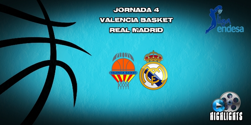 VÍDEO | Highlights | Valencia Basket vs Real Madrid | Liga Endesa | Jornada 4