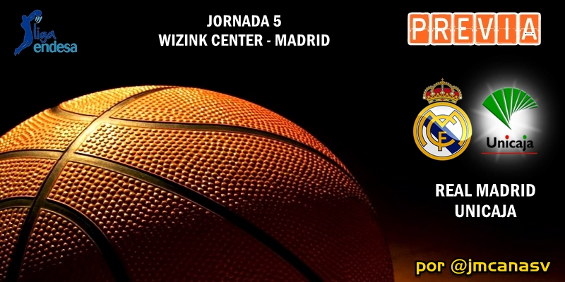 PREVIA | Real Madrid vs Unicaja: ¡Protegedles!