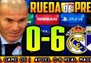 VÍDEO | Rueda de prensa de Zinedine Zidane tras el partido ante el Apoel