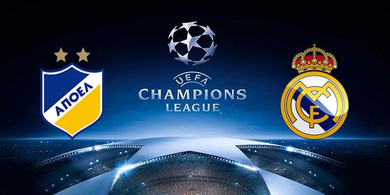 CRÓNICA | Monólogo y a octavos: Apoel 0 - 6 Real Madrid