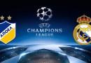 CRÓNICA | Monólogo y a octavos: Apoel 0 – 6 Real Madrid