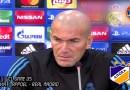 VÍDEO | Rueda de prensa de Zinedine Zidane previa al partido ante el Apoel