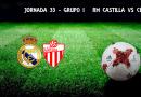 CRÓNICA | El Castilla se reencuentra con la victoria: RM Castilla 4 – 2 Cerceda