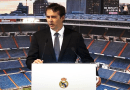 VÍDEO | Presentación de Julen Lopetegui como nuevo entrenador del Real Madrid