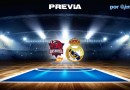 PREVIA | Kirolbet Baskonia vs Real Madrid: La final pasa por aguantar el asedio