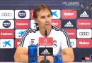 VÍDEO | Rueda de prensa de Julen Lopetegui previa al partido ante el RCD Espanyol