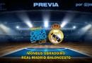PREVIA   Monbus Obradoiro vs Real Madrid: Se acabó la espera