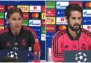VÍDEO | Rueda de prensa de Julen Lopetegui y Isco Alarcón previa al partido ante el Viktoria Plzen