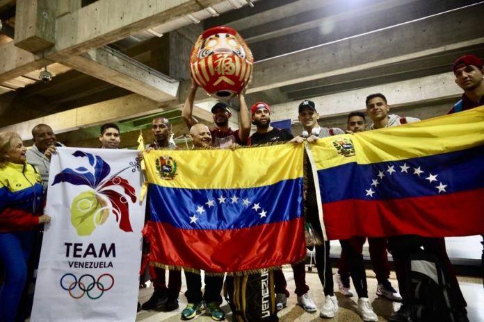 Estos son los primeros venezolanos clasificados a Tokio 2020 - Equipo Voleibol