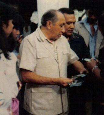Simón Díaz en los Años del tío Simon