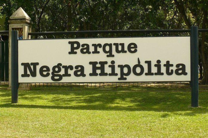 El Parque Negra Hipólita, un pulmón en Valencia