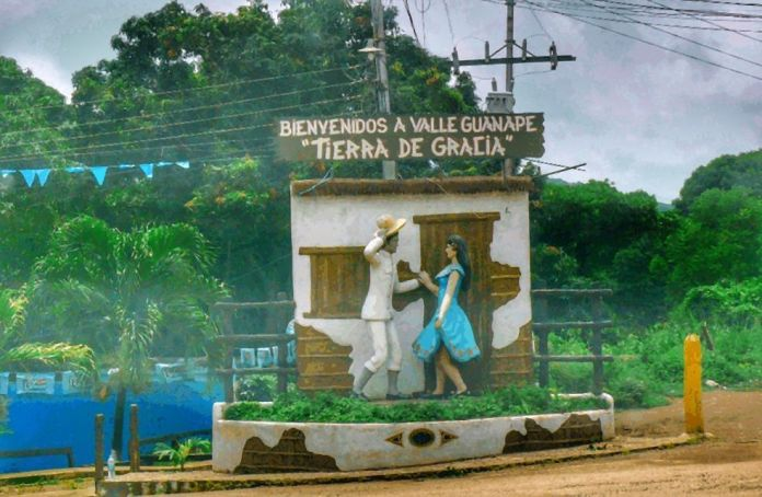 Valle Guanape, tierra del trompo y la zaranda