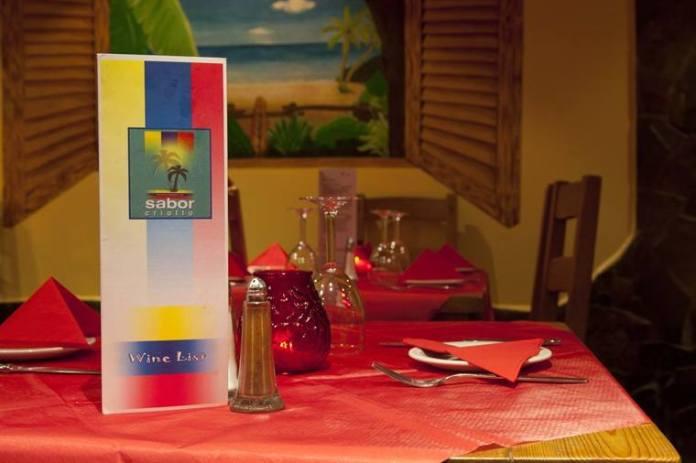 Restaurante venezolano en Escocia