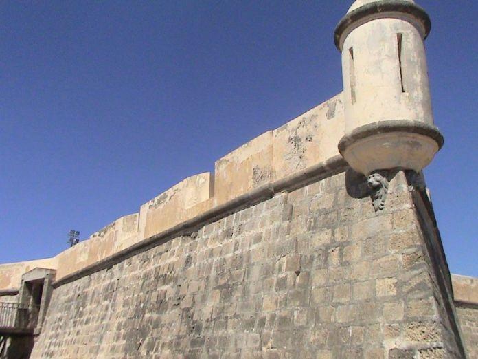 Real Fortaleza de Santiago Arroyo