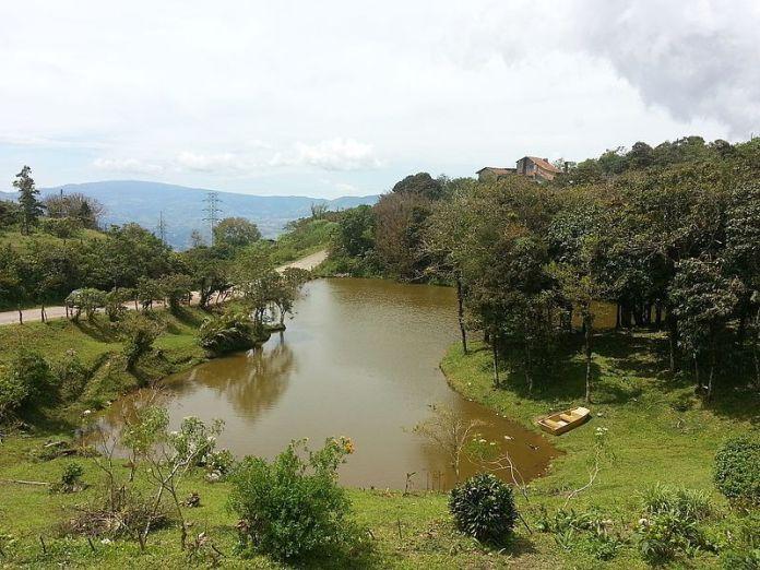 Laguna de Los Patos