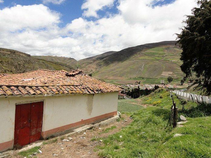 Camino a San Isidro de Apartaderos