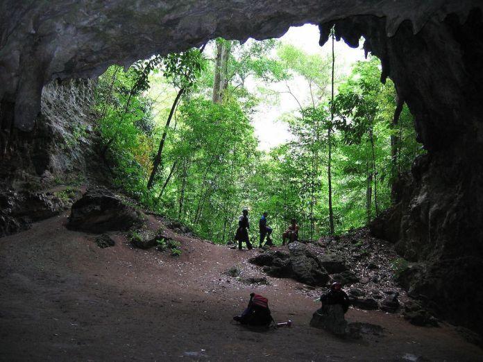 Cueva de la Quebrada El Toro