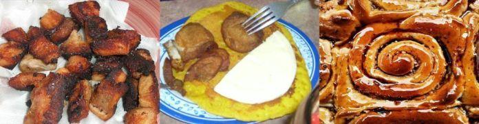Cochino frito, cachapas con queso de mano y golfeados, especialidades gastronómicas de El Junquito