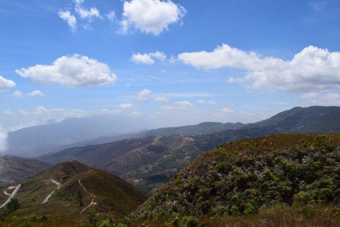 Vista del Ávila desde el Junquito